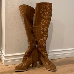 sbicca Suede boots